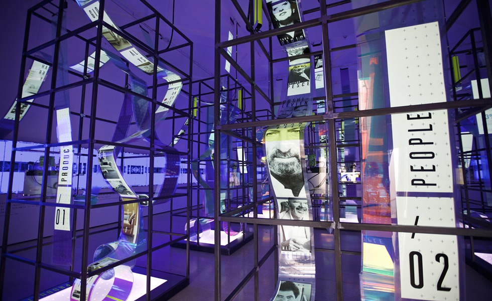 The 21st edition of the Triennale international exhibition in Milan, Italy