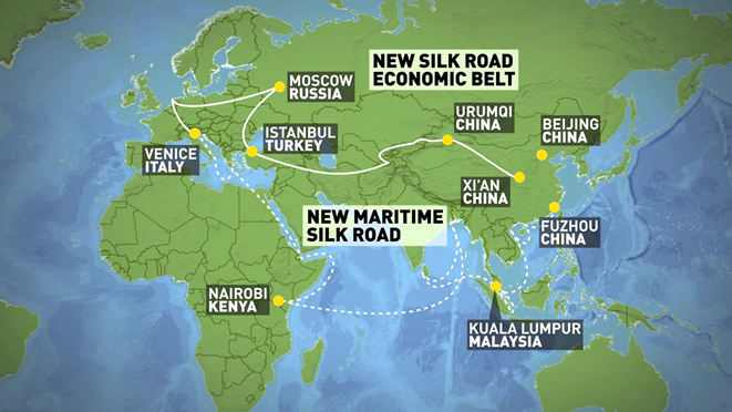 """President Xi vows mutual """"Belt and Road"""" benefit"""