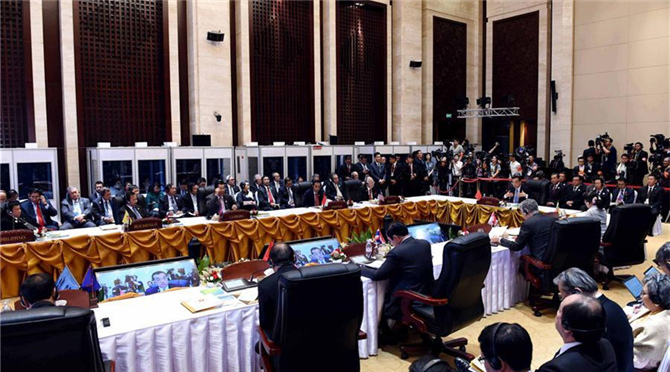 ASEAN countries expect China to play greater role in regional integration