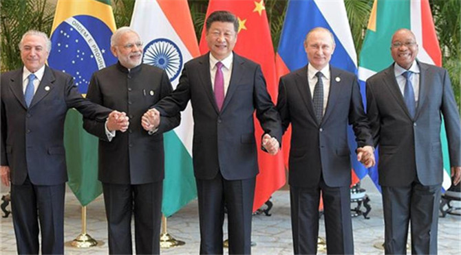 China urges BRICS nations to deepen partnership for brighter future
