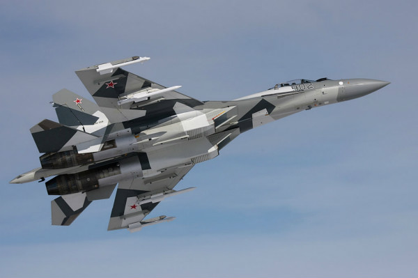 Russia to deliver 10 Su-35 fighter jets to China this year