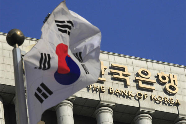 S.Korea freezes interest rates at record low on mixed signals