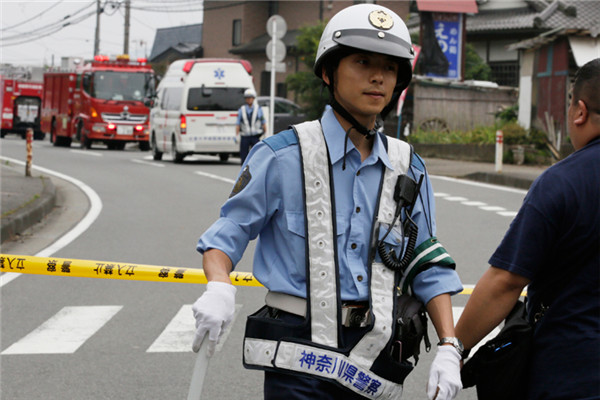 Japanese man suspected of stabbing 19 patients to death at care home believed he was being targeted by gangsters
