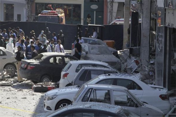 Pakistan blast: At least eight dead in Lahore