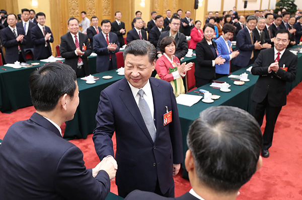 Xi: Rely on reforms