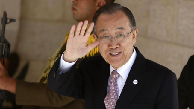 UN chief's Mideast visit not helpful enough to defuse Israel-Palestine tensions