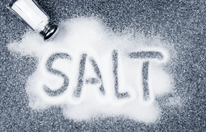 Consumers eating 33 percent more salt than they should: study