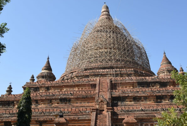 Myanmar launches 3rd-phase cultural heritage conservation