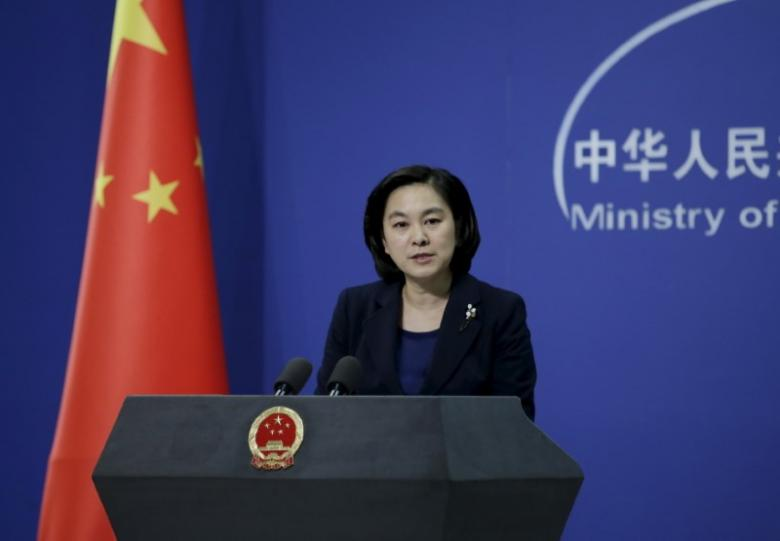 China supports DPRK, ROK to improve ties