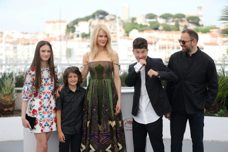 Kids are the break-out stars of Cannes film festival