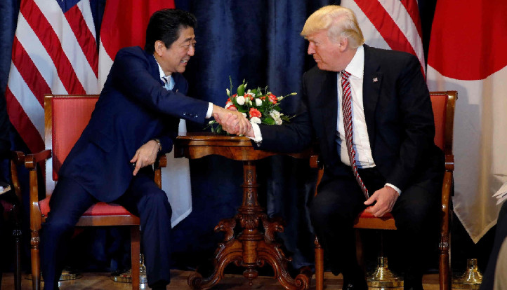 US works with Japan to enhance sanctions against DPRK