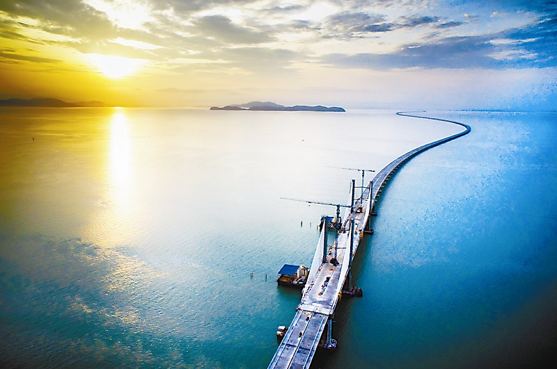 """China proposes """"blue economic passages"""" for maritime cooperation"""