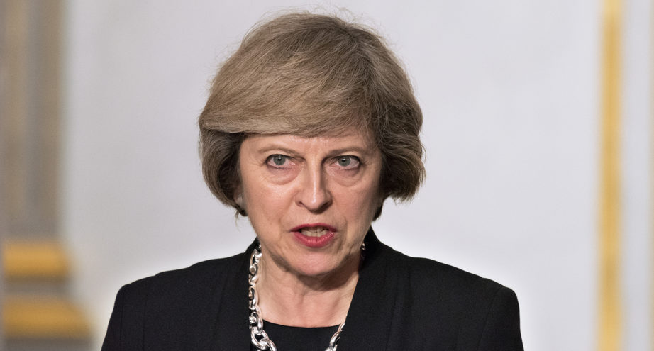 May announces new counter-extremism commission