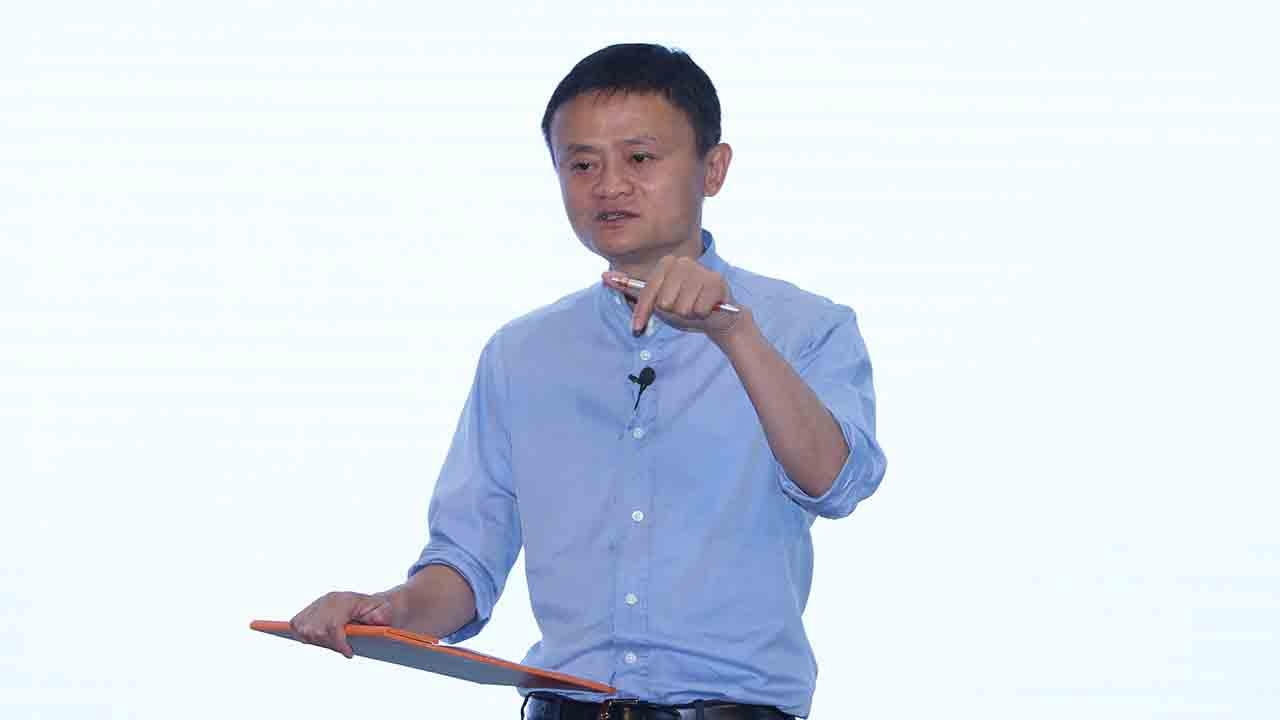 Asia S Richest Man Jack Ma Offers Business Advice During Africa