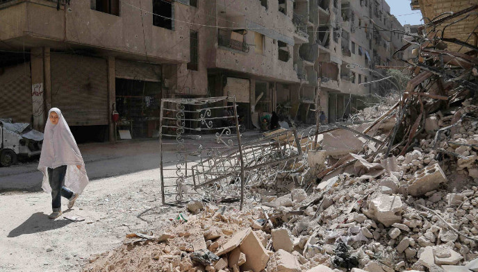 Syrian army declares ceasefire in Eastern Ghouta area
