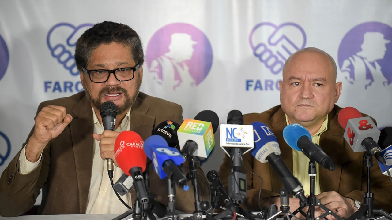 Colombia's FARC rebels to launch political party